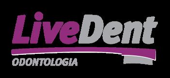 Logotipo LiveDent Dentista Curitiba